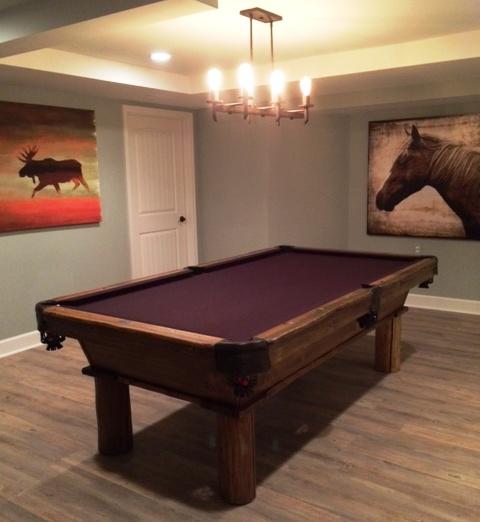 Ponderosa Pool Table Royal Billiard Recreation - Ponderosa pool table