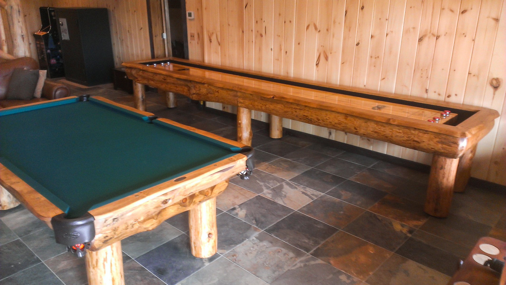 Ponderosa Pool Table Pool Table Shuffleboard Royal Billiard - Ponderosa pool table