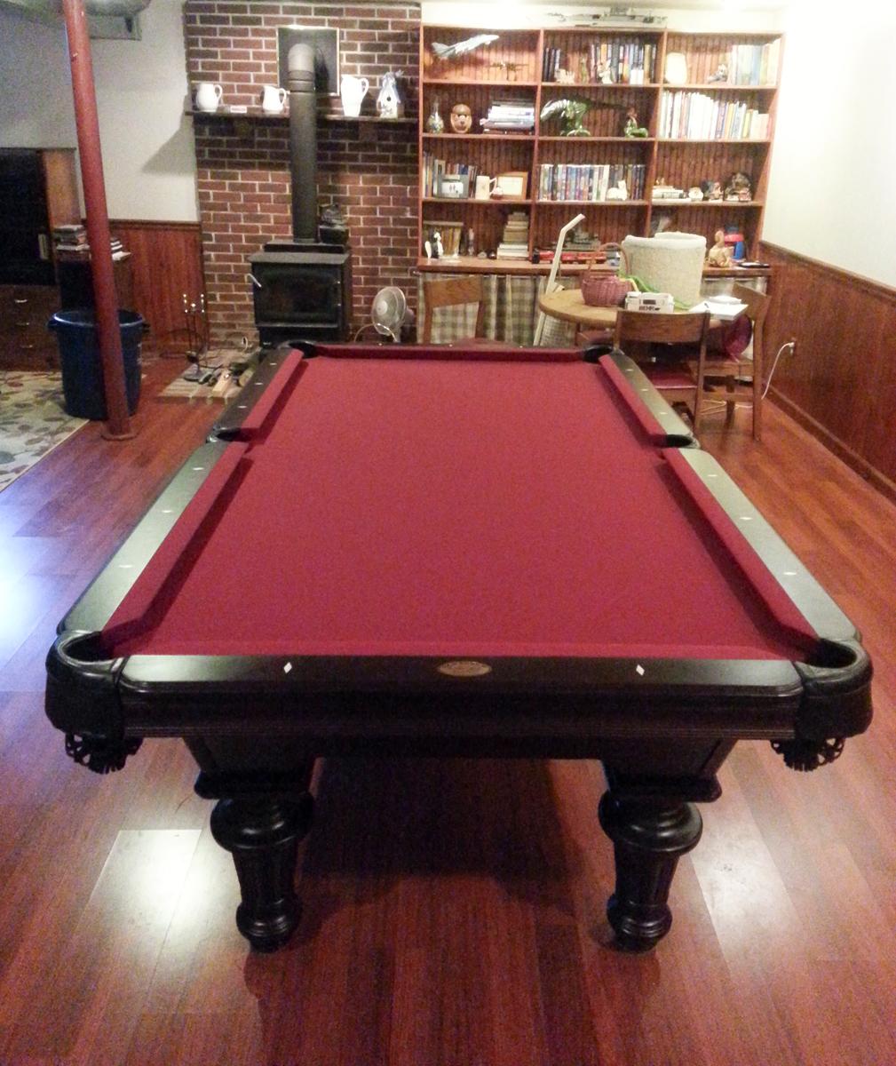 Pool Table Royal Billiard Amp Recreation