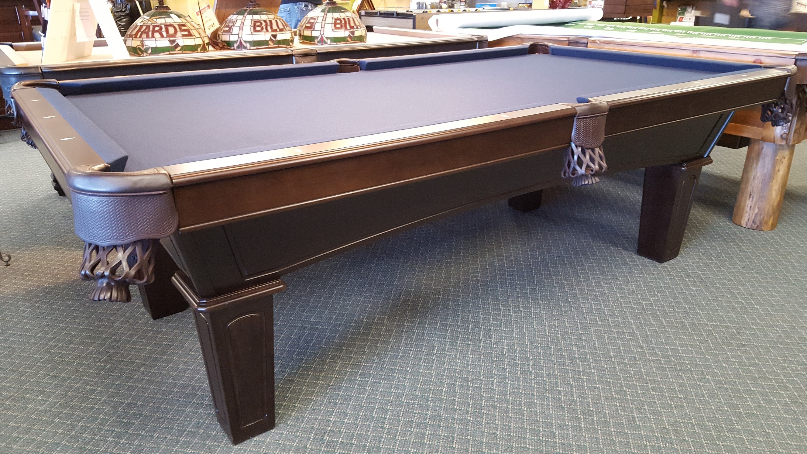 Olhausen Belmont Pool Table Review Designs
