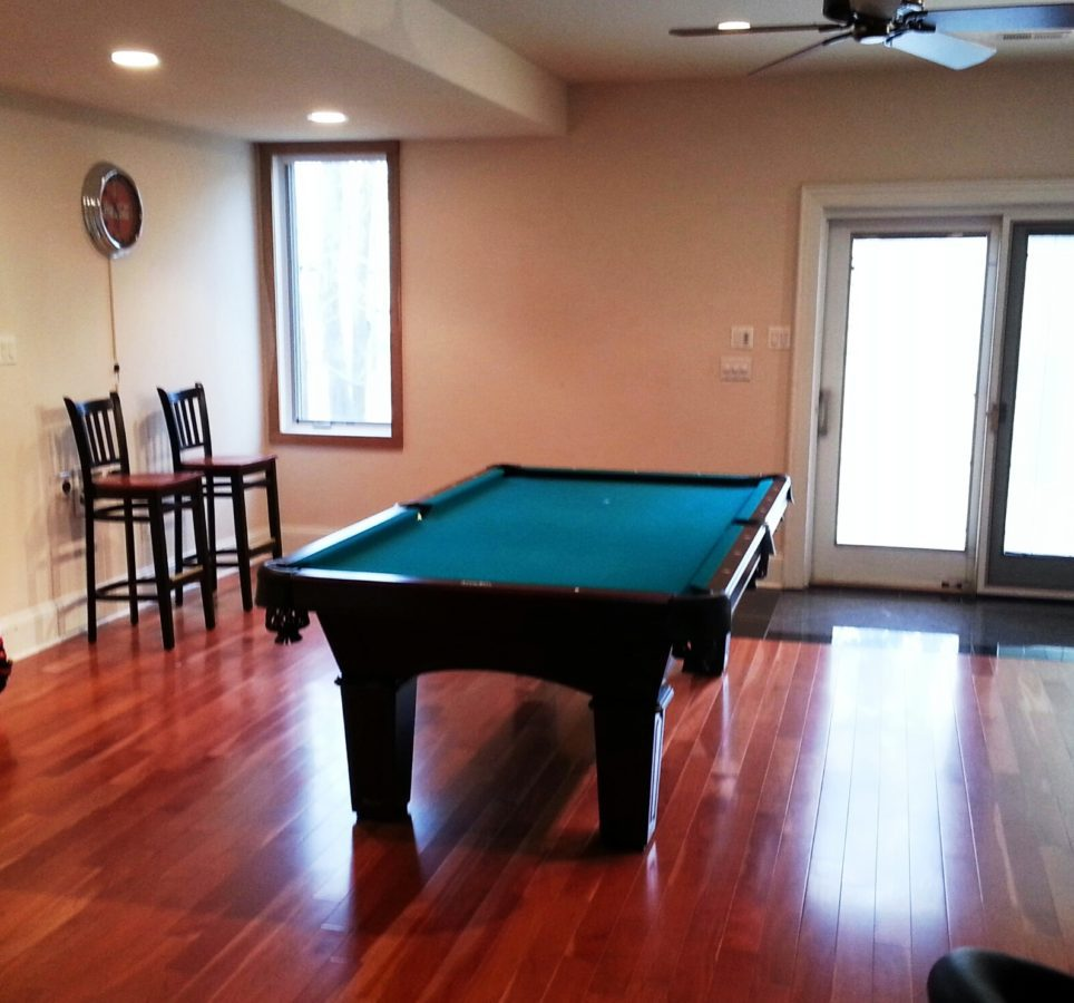 New Belmont Pool Table Olhausen Montgomeryville Pa