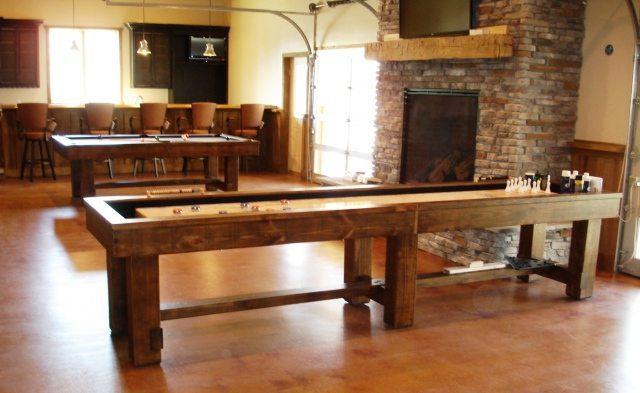 Breckenridge Shuffleboard Royal Billiard Recreation