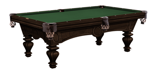 Caldwell Pool Table by Olhausen