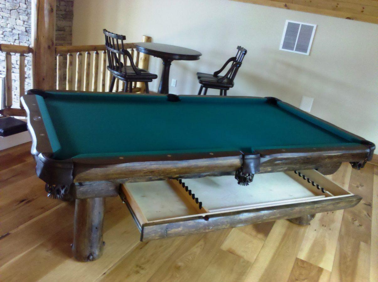 New Ponderosa Pool Table Olhausen Montgomeryville PA - Ponderosa pool table