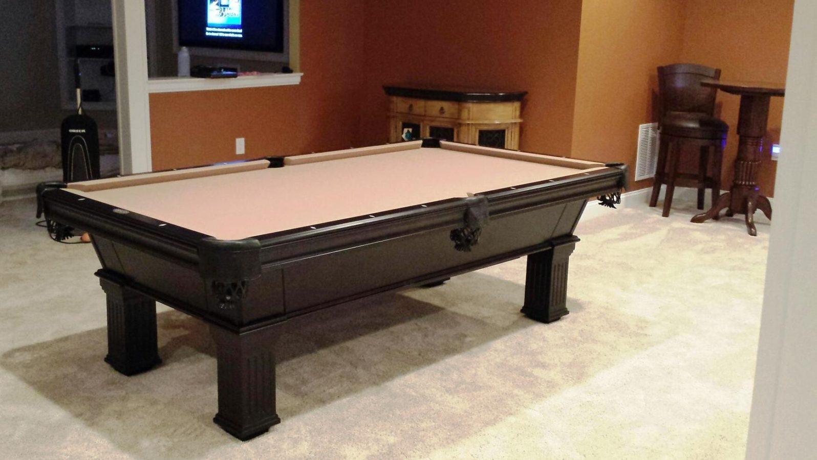 New Nashville Pool Table Olhausen Montgomeryville Pa