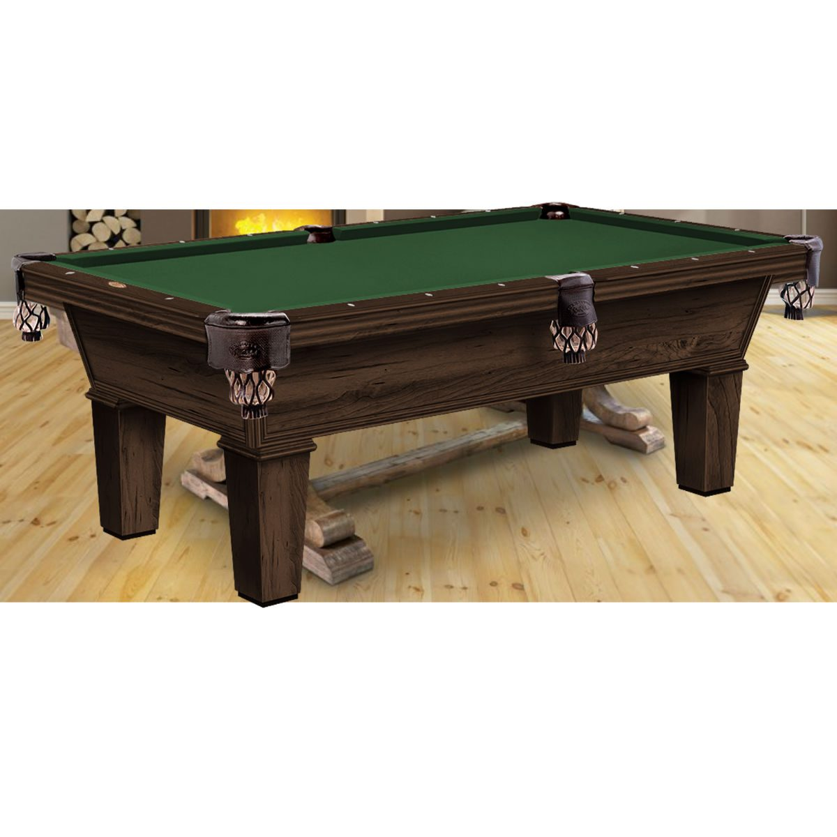 New Classic Pool Table Olhausen Montgomeryville PA - Classic billiard table