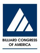 Billiard Congress of America Member