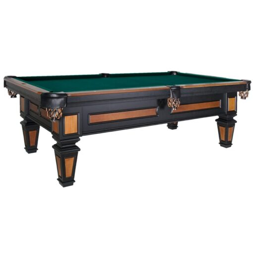 Brentwood Pool Table by Olhausen Billiards. Two-Tone.