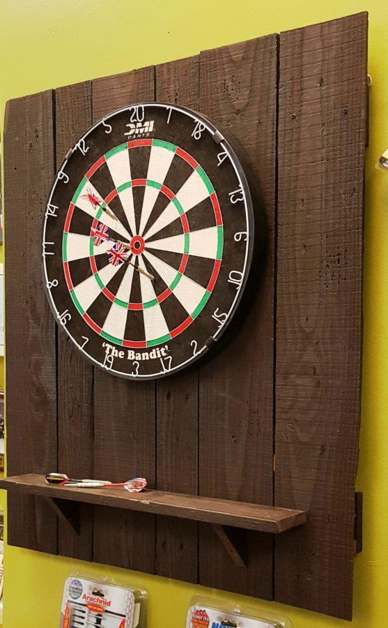 Dartboard Backboard | Royal Billiard & Recreation