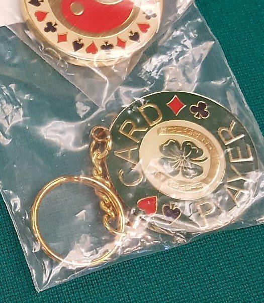 Poker clearance