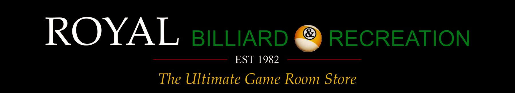 Royal Billiard & Recreation Logo