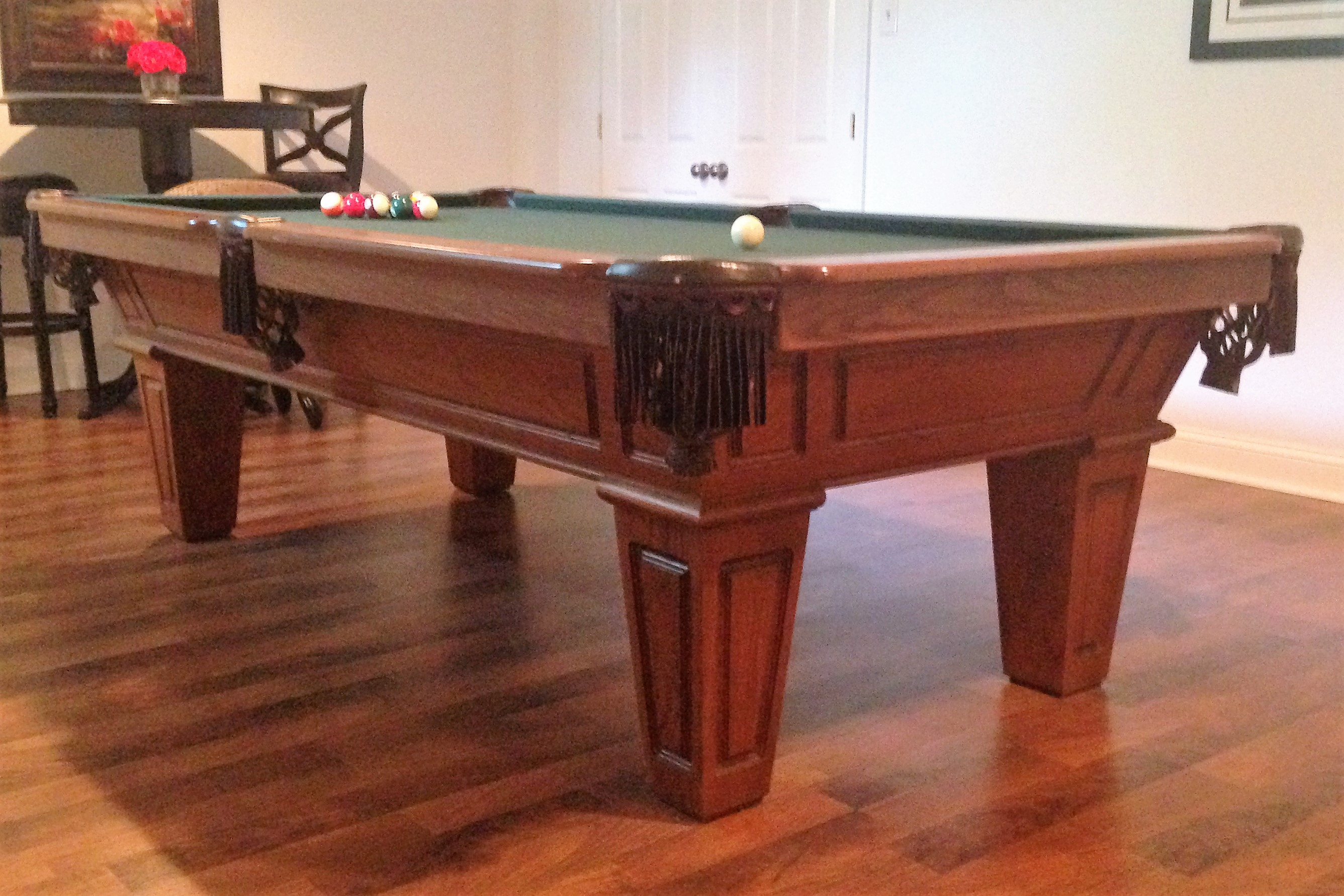 8 pool table the fu li jing gong billiards manufacture - How much does a pool table cost ...