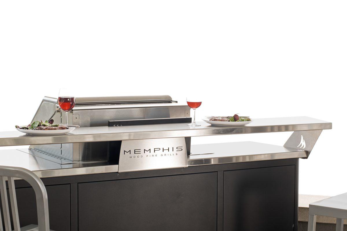 Memphis Grill Outdoor Kitchen   Royal Billiard & Recreation
