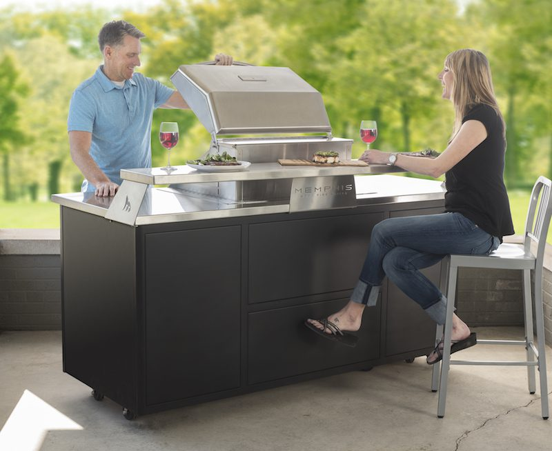 Memphis Grill Outdoor Kitchen Royal Billiard Amp Recreation