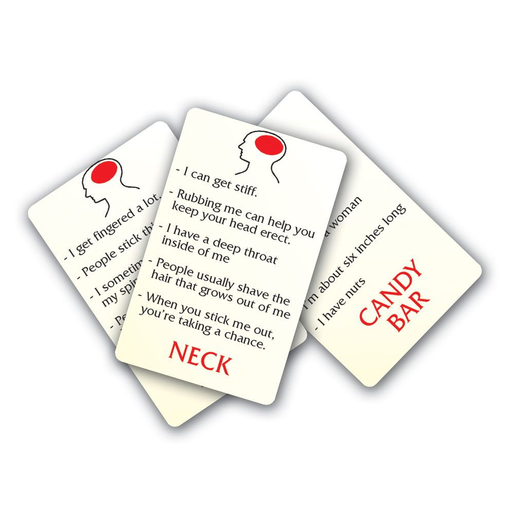 DIRTY MINDS CARDS