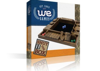 SHUT THE BOX BOX 497410