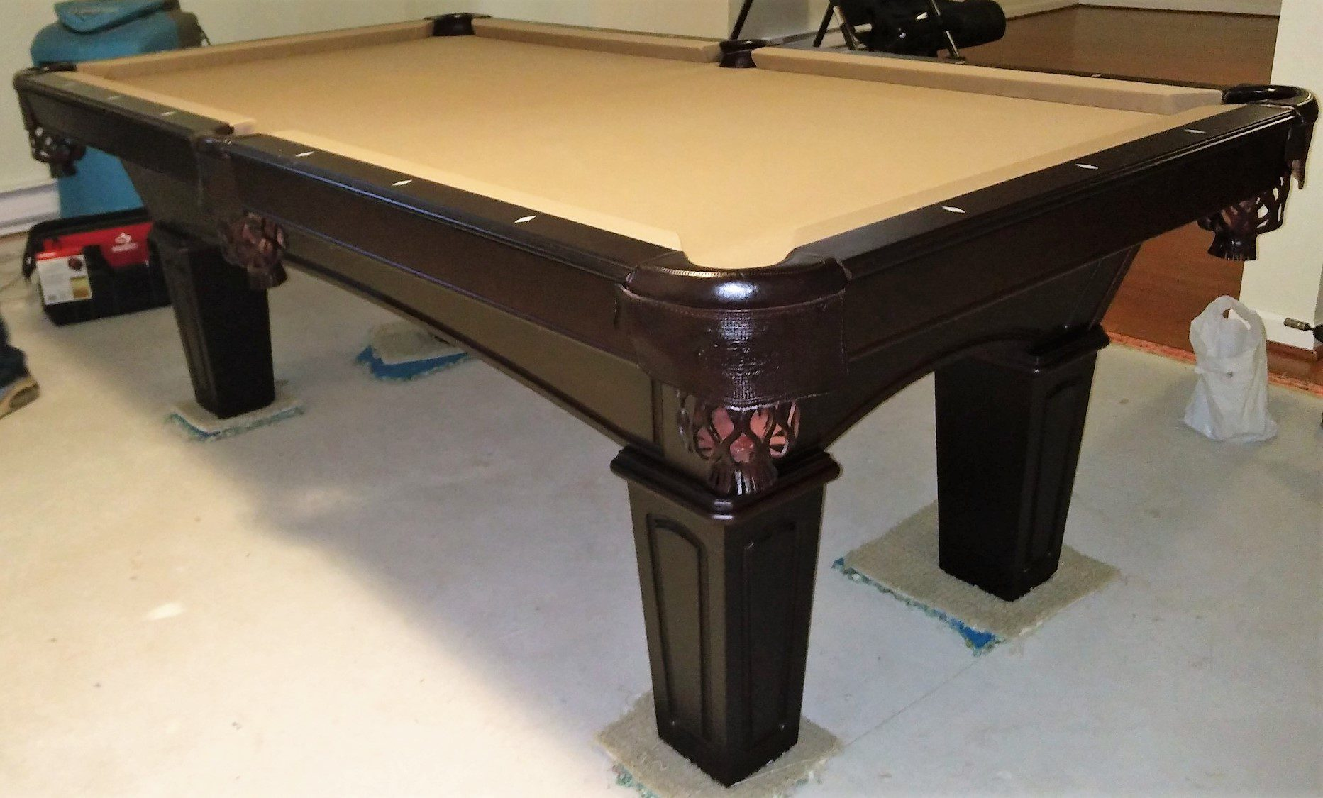 Gently Used 7 Pool Table Sold Royal Billiard Amp Recreation