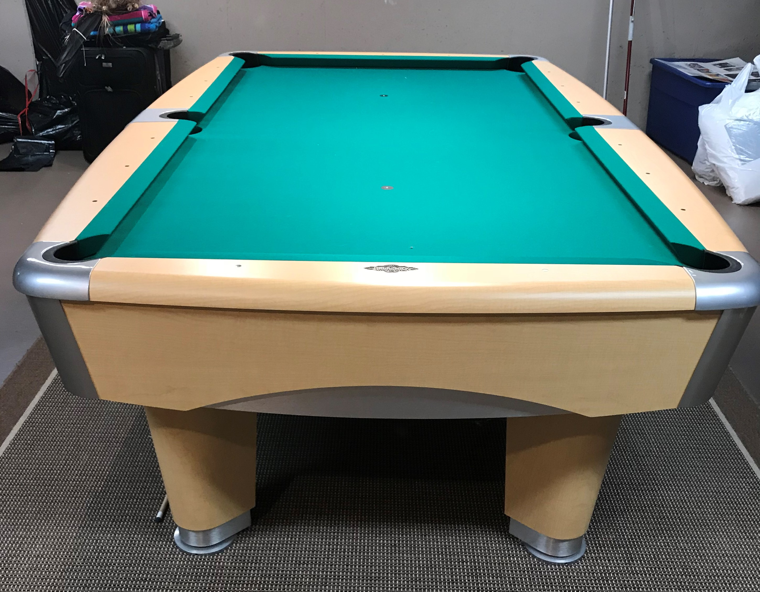 Gently Used Brunswick Metro Royal Billiard Recreation - Brunswick metro pool table
