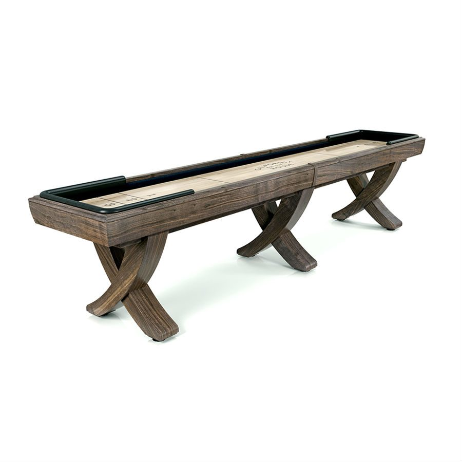Newport Shuffleboard By California House Royal Billiard Recreation - Newport pool table