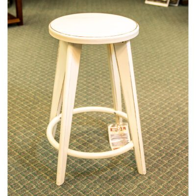 Discounted round top counter stool