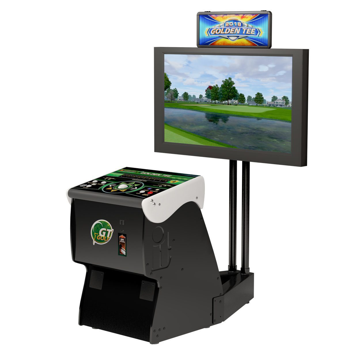 Golden Tee 2018 Home Edition