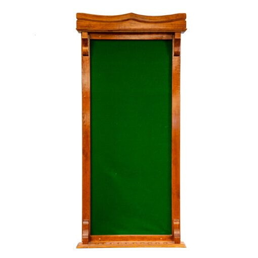 Discounted Cloth Back Cue Rack