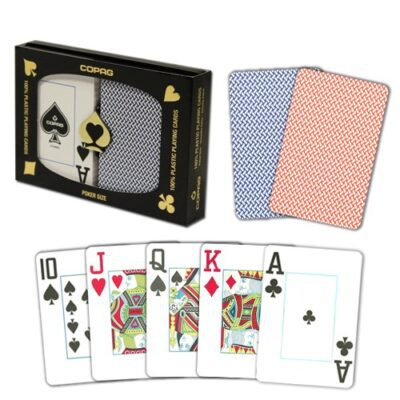 Poker Size Playing Cards by Copag