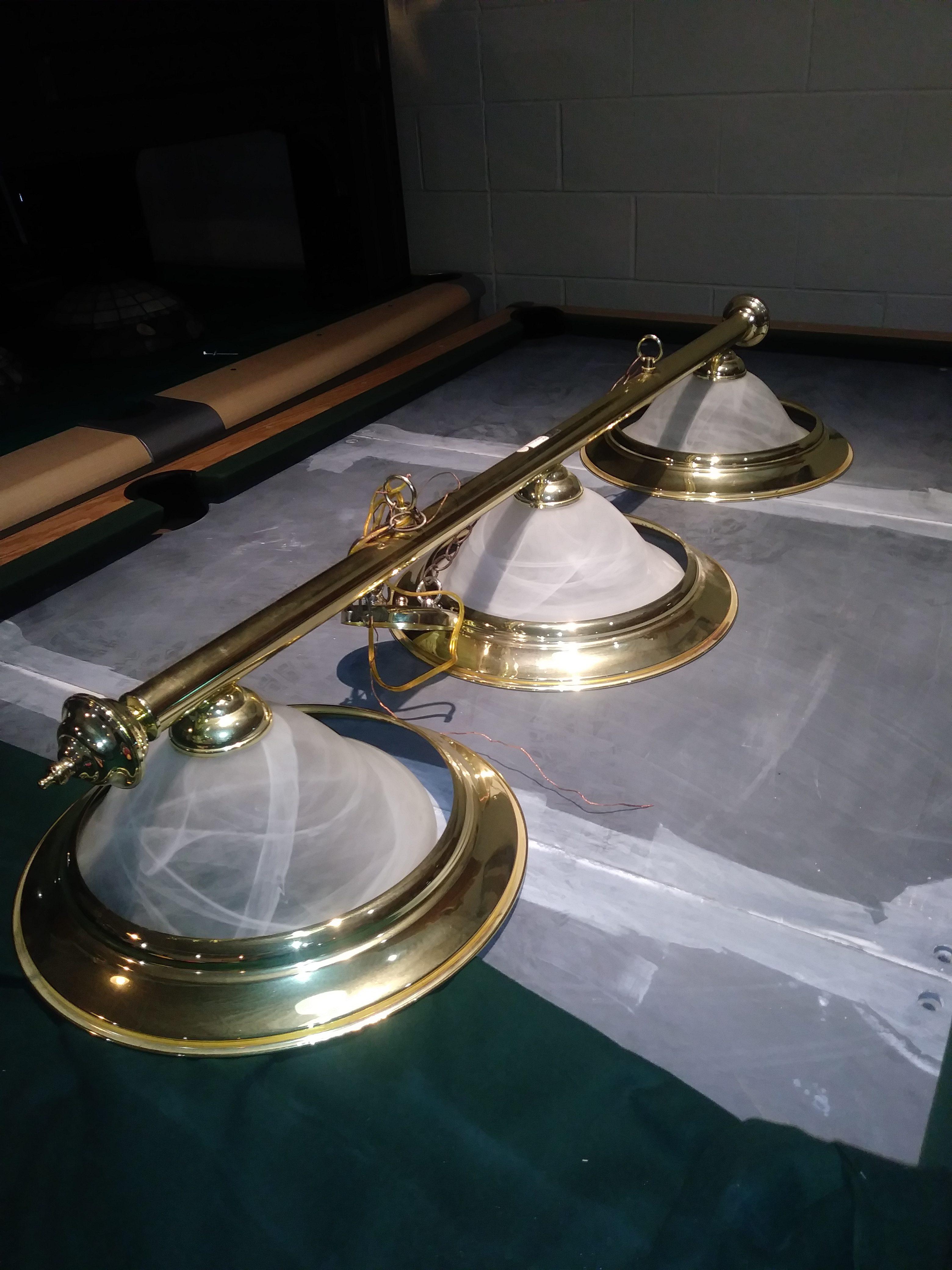 billiard light