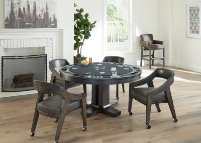 Atherton Game Table Card Top