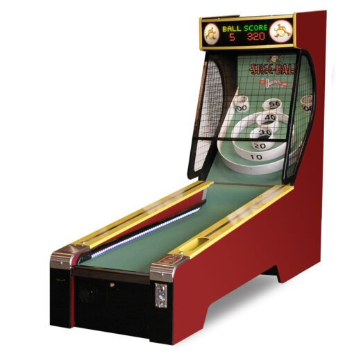 Classic Skee-ball Game for Home