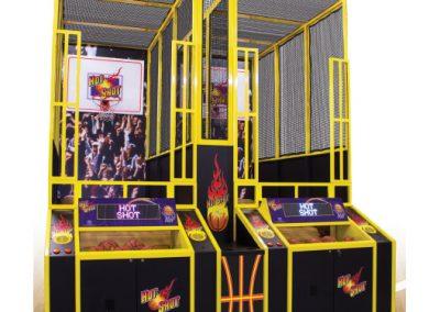 Hot Shot Basketball Game Multiple