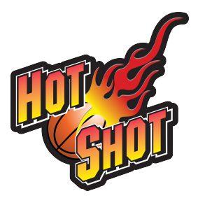Hot Shot by Bay Tek Logo