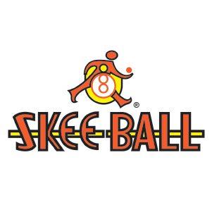 Skee-ball by Bay Tek Logo