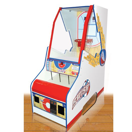 Swish Kid Free Throw Basketball Game