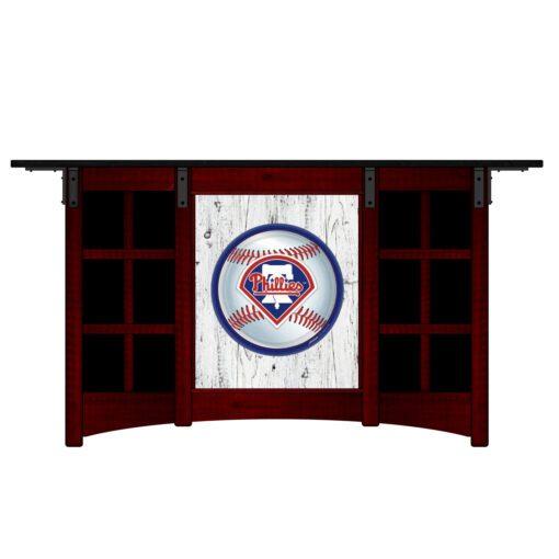 Philadelphia Phillies Home Bar