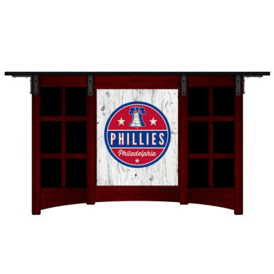 Philadelphia Phillies Home Bar