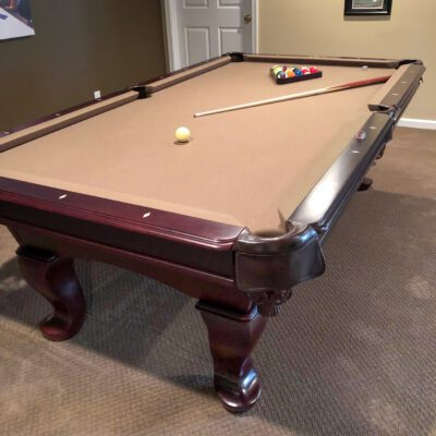 Barely Used C.L. Bailey Elyana Pool Table