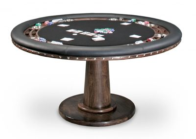 Pro Poker Top - Glen Ellen Game Table by California House