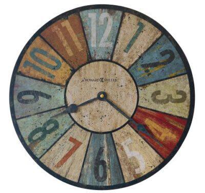 Sylvan II Clock by Howard Miller (625684)