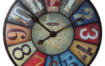 County Line 30″ Wall Clock