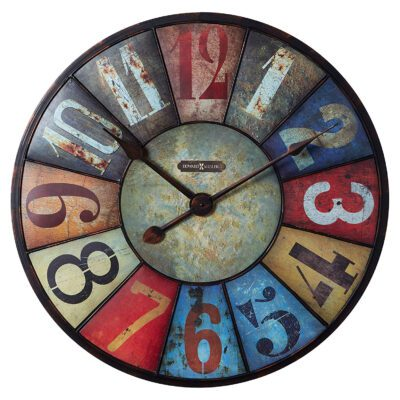 County Line Clock by Howard Miller (625547)