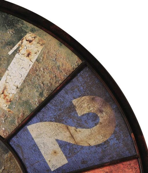 County Line Clock by Howard Miller detail (625547)