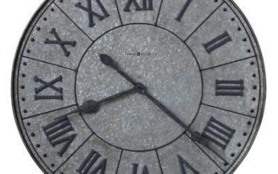 Manzine 32″ Wall Clock