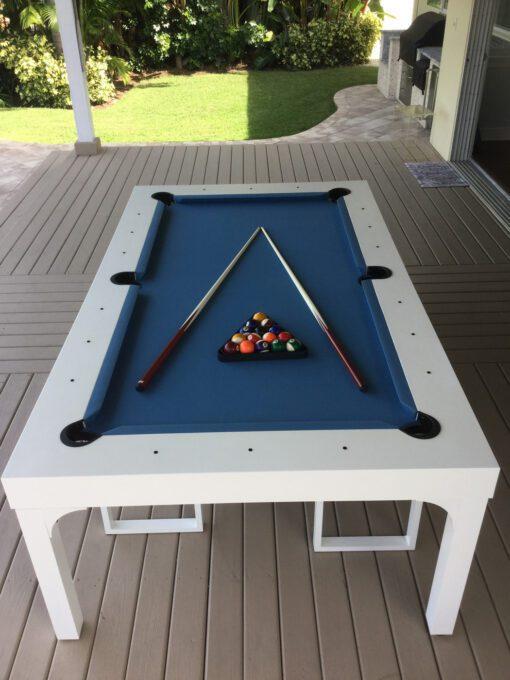 Balcony Outdoor Pool Table