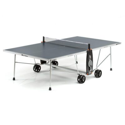 Cornilleau Sport 100 S Outdoor Ping Pong Table - Grey
