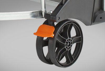 Cornilleau Sport 100 S Locking Wheel