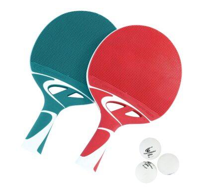 Cornilleau Tacteo Duo Ping Pong Set