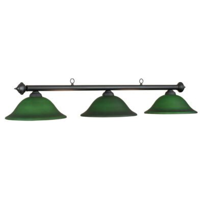 "MARSEILLES 60"" BILLIARD LIGHT - GREEN"