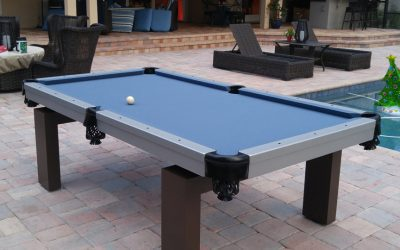 Oasis Outdoor Pool Table