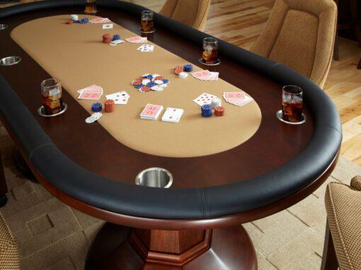 Aptos Texas Hold Em Table Detail